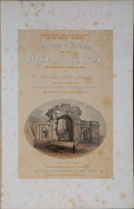 Sketches & Incidents of the Siege of Lucknow
