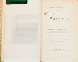 First Lessons in the Art of Wildfowling