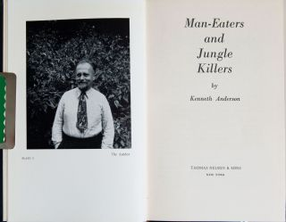 Man-Eaters and Jungle Killers