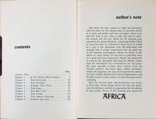 The African Hunt