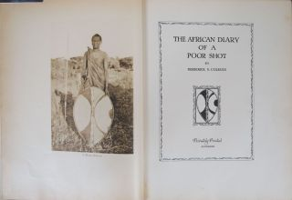 The African Diary of a Poor Shot