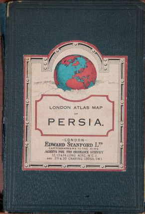 Persia with parts of the Surrouding Countries